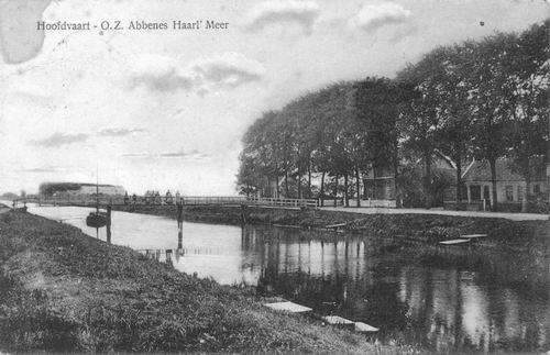 Hoofdweg W 1631-1637 1915 Huizen