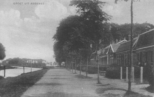 Hoofdweg O 178_ 1922