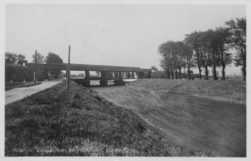 Hoofdweg O 19__ Rijkswegviaduct 1949