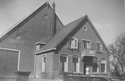 Hoofdweg W 0151 1946 Nieuwerkerk
