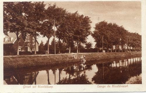 Hoofdweg W 0629 1931 bij Beetslaan