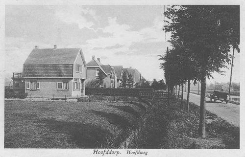 Hoofdweg W 0637-629 1932