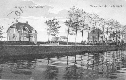 Hoofdweg W 0639-627 1925