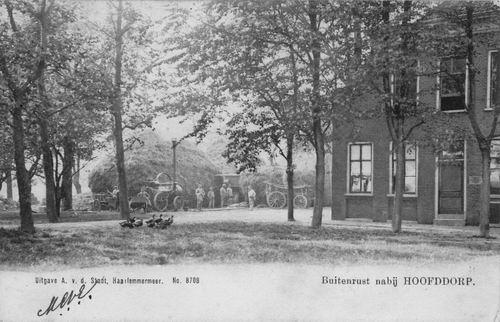 Hoofdweg W 0659 1904 Hoeve Buitenrust