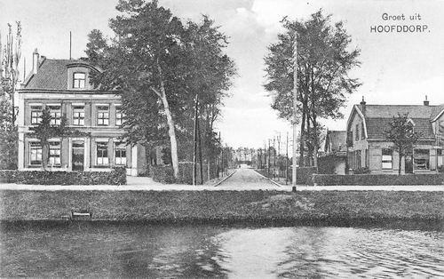 Hoofdweg W 0667b-669 1923 bij Manegelaan_3