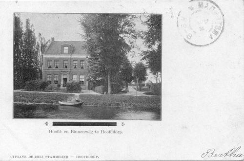 Hoofdweg W 0669 1902 bij Manegelaan Binnenweg_2