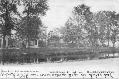 Hoofdweg W 0669 1903 bij Manegelaan