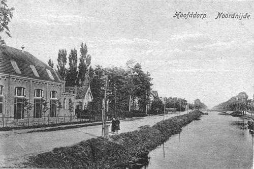 Hoofdweg W 0669 ev 1920 Beurs
