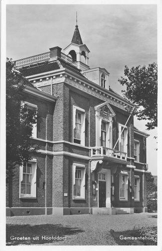 Hoofdweg W 0671 1955 Raadhuis 02_2