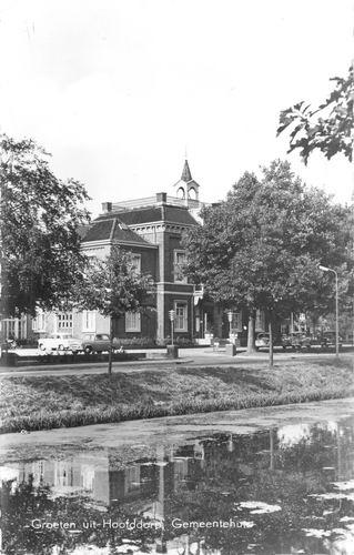 Hoofdweg W 0671 1959_Raadhuis