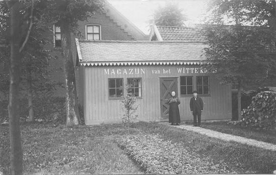 Hoofdweg W 0672 1900 Witte Kruismagazijntje