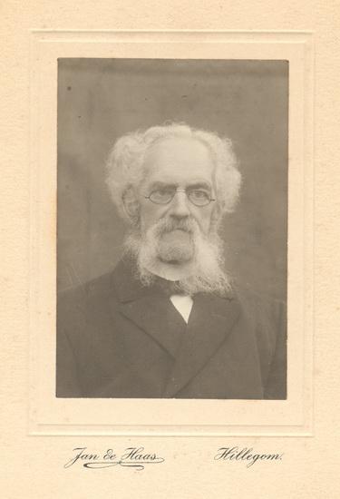 Hoofdweg W 0679 Lantzendorffer JW Portret
