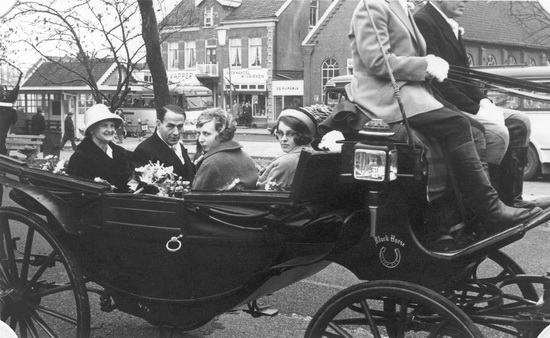 Hoofdweg W 0679 Willigen vd 1963 25jr Burgemeester 23 Marktplein