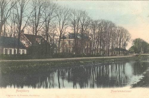 Hoofdweg W 0681-671 1905 Ingekleurd