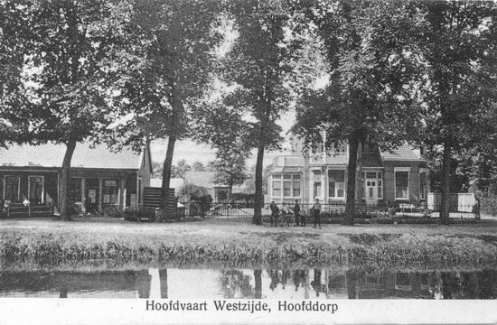 Hoofdweg W 0681 679 Burgemeesterwoning 1911