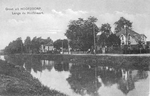 Hoofdweg W 0683-695 1927