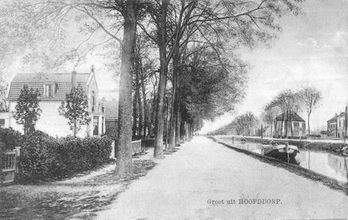 Hoofdweg W 0685-683 1922