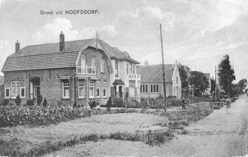 Hoofdweg W 0697-691 1921