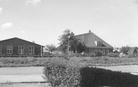 Hoofdweg W 0705 1961 ivm Verhuizing