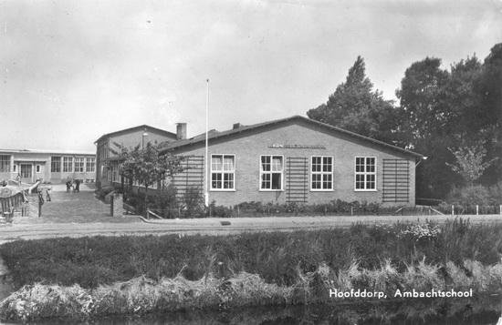 Hoofdweg W 0709 1950 Ambachtschool 02_2