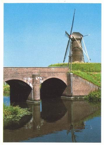 Hoofdweg W 0741 1987 Eersteling met Geniebrug