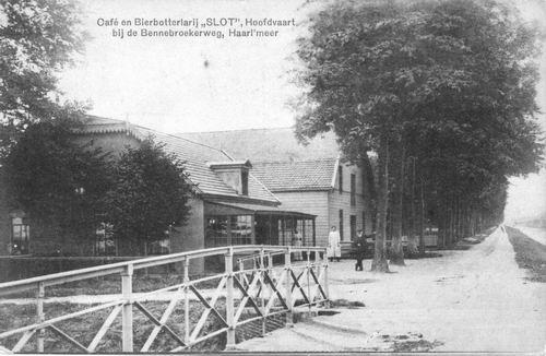 Hoofdweg W 0901 1921 Cafe Slot