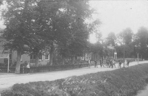Hoofdweg W 116_ 1915