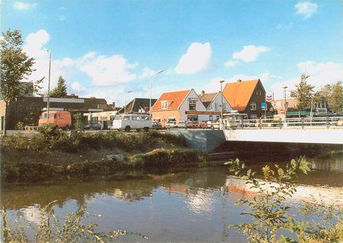 Hoofdweg W 1189-1195 1980 Hartgerink en Klomp Autobedrijf