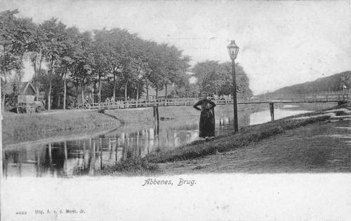 Hoofdweg W 164_ 1902 Loopbrug