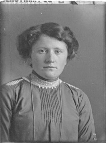 Huiberts Agatha 1894 19__ Portret