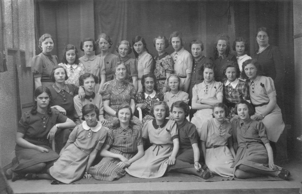 Huishoudschool Hoofddorp 1940 02