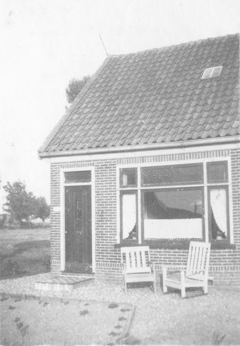 IJweg O 1250 1945 Huize Kaslander