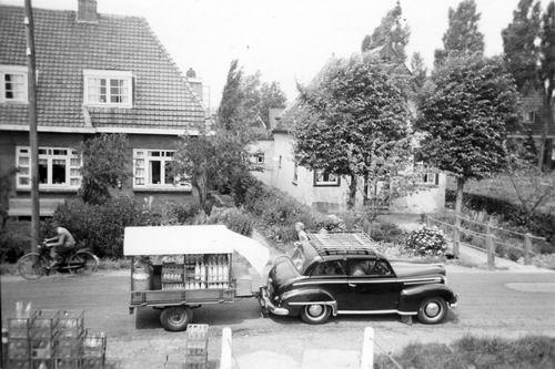 IJweg W 0039-37 19__ met Melk Aanhangwagen van Ab Mulder 02