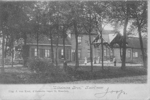 IJweg W 0501 1905 of eerder Wilhelminabron 01
