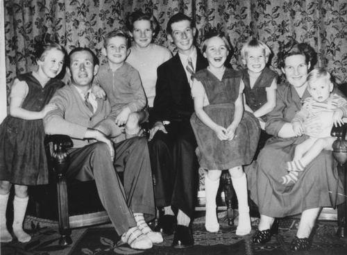 Imanse Iem Sr 1953 Familiefoto