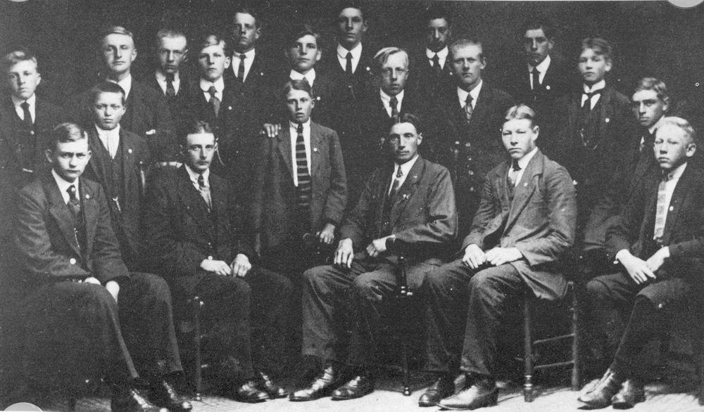 Jongelingenvereniging Rijk Hervormd 1920