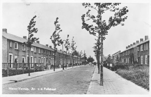 Jonkheer vd Pollstraat 1959