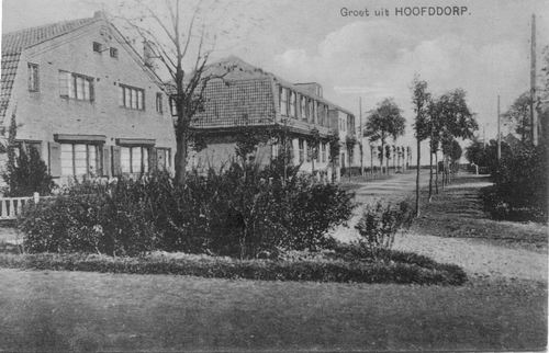 Julianalaan 1925 vanaf Julianaboom