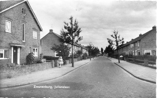 Julianalaan Zwanenburg 196_ Zicht