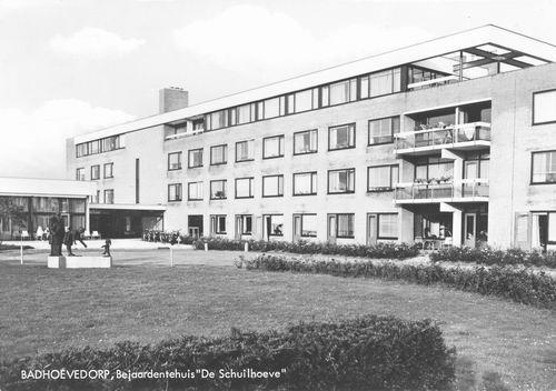 Keizersweg 0107 1973 Schuilhoeve Bejaardencentrum