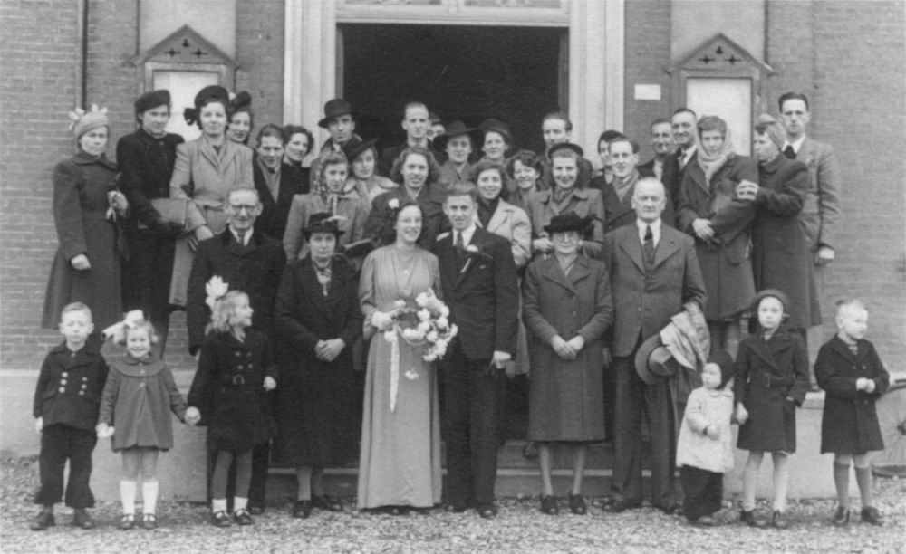 Kemp Adriana Johanna 1948 trouwt Egbert W Maurits 16