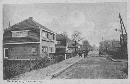Kerkhoflaan 1931