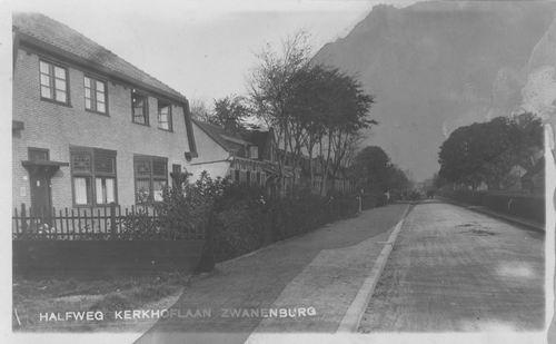 Kerkhoflaan 1931 02 beschadigt