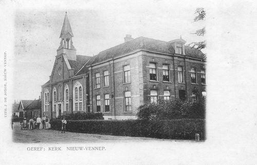 Kerkstraat 0001 1904 Geref Kerk