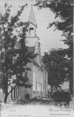 Kerkstraat 0001 1905 of eerder Geref Kerk