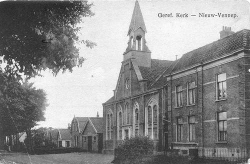 Kerkstraat 0001 1911 Geref Kerk
