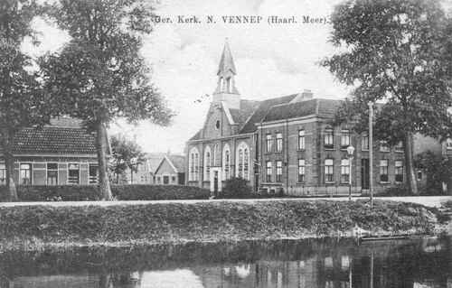 Kerkstraat 0001 1912 Geref Kerk