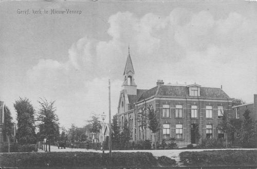 Kerkstraat 0001 1917 Geref Kerk