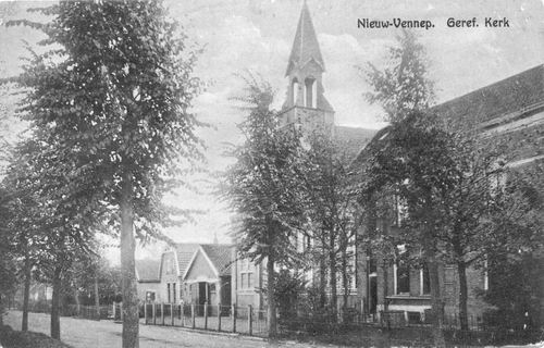 Kerkstraat 0001 1926 Geref Kerk