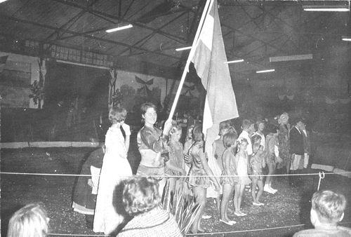Kindercircus 1965 Slotuitvoering in Hoofddorp 04